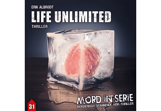 Mord In Serie 31: Life Unlimited - 1 CD - Krimi/Thriller