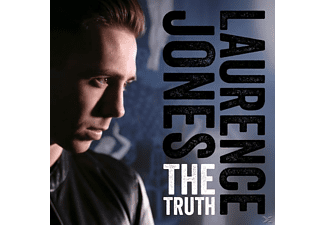 Laurence Jones - The Truth - (CD)