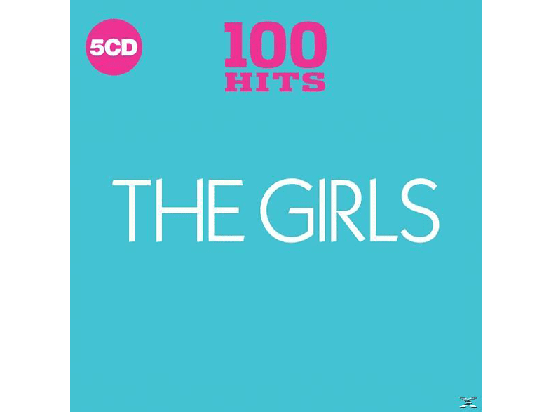 VARIOUS - 100 Hits-The Girls [CD]