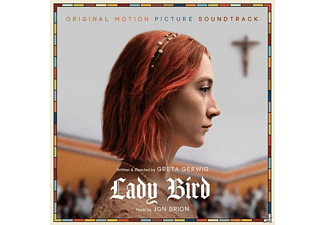 Jon Brion - Lady Bird O.S.T.(Limited Coloured Edition) - (Vinyl)