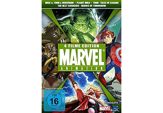 Marvel Box 2 - New Edition - (DVD)