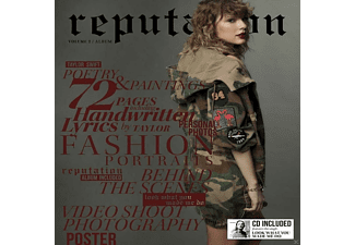Reputation - Taylor Swift - Ed. Deluxe Vol.2