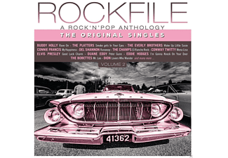 VARIOUS - Rockfile - Vol. 2 (180 GR Audiophile Vinyl) - (Vinyl)