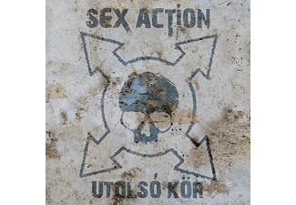 Sex Action - Utolsó Kör (CD)