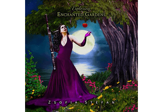 Zsofia Stefan - Exploring Enchanted Gardens (CD)