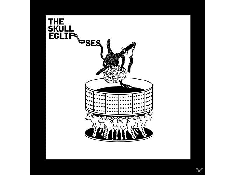 Skull Eclipses - The Skull Eclipses [LP + Download]