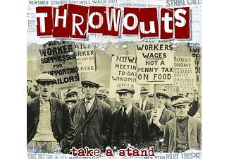 Throwouts - Take A Stand - (CD)