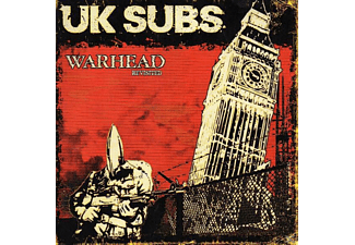 U.K. Subs - Warhead Revisited - (CD)