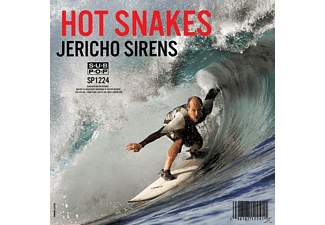 Hot Snakes - Jericho Sirens (MC) - (MC (analog))
