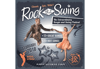 VARIOUS - Rock That Swing-Festival Compilation Vol.5 - (CD)