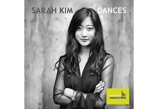 Sarah Kim - Dances - (CD)