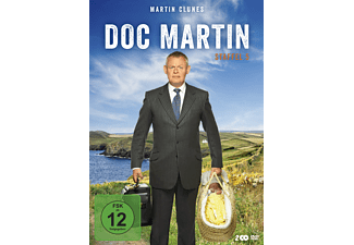 DOC MARTIN 5.STAFFEL - (DVD)