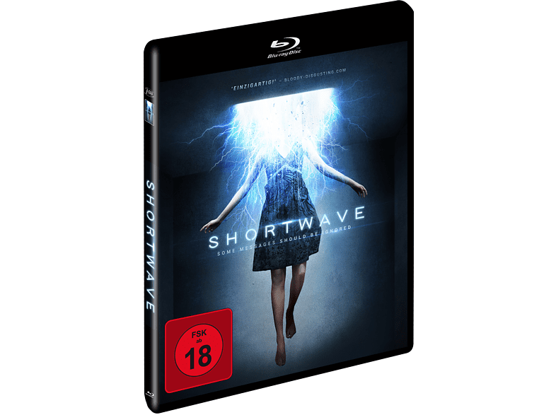 SHORTWAVE [Blu-ray]