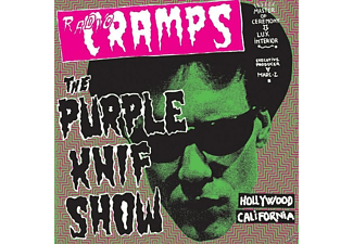 VARIOUS - Radio Cramps,The Purple Knife Show - (Vinyl)
