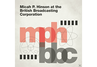 Micah P Hinson - AT THE BRITISH BROADCASTING CORPORATION (LTD/+MP3) - (LP + Download)