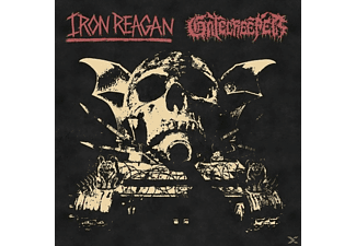 IRON REAGAN, GATECREEPER - SPLIT - (CD)