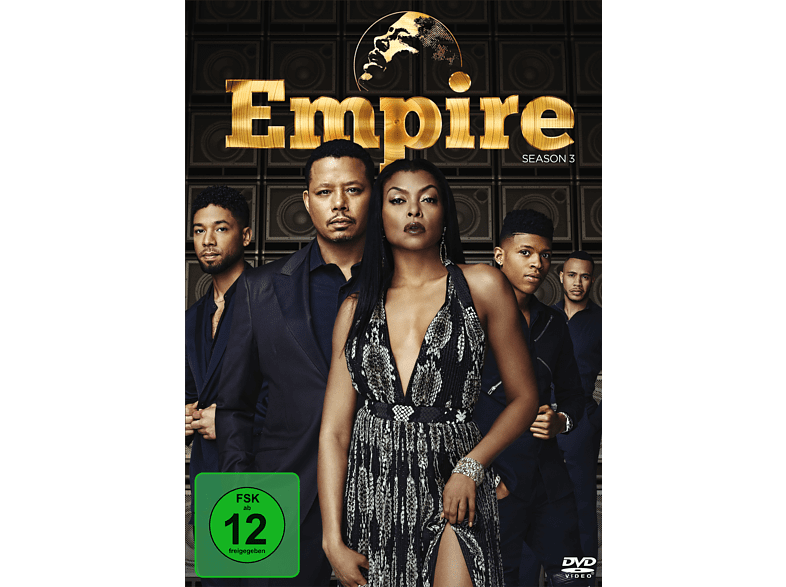 Empire - Staffel 3 [DVD]