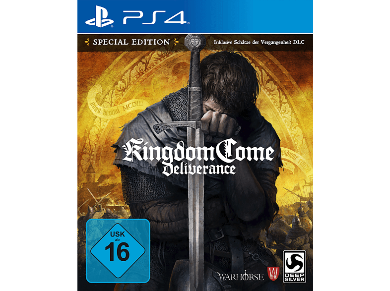 Kingdom Come: Deliverance - Special Edition [PlayStation 4]