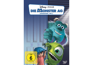 Die Monster AG - (DVD)