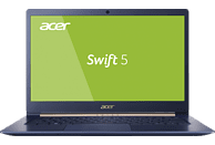 ACER Swift 5 (SF514-52T-86S8), Notebook mit 14 Zoll Display, Core™ i7 Prozessor, 8 GB RAM, 512 GB SSD, Intel® UHD-Grafik 620, Blau