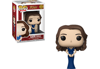 FUNKO UK POP! Royal Family: Duchess of Cambridge Kate Vinylfigur, Mehrfarbig