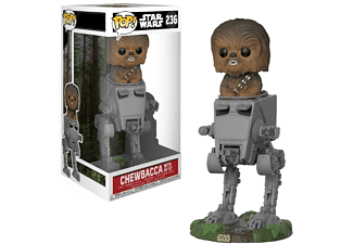 POP! Deluxe: Star Wars - Chewbacca in AT-ST