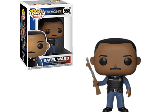 POP! Movies: Bright S1 - Daryl Ward (Chase)