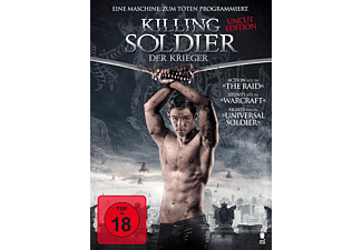 Killing Soldier - Der Krieger - (DVD)