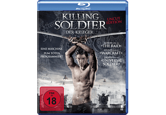 Killing Soldier - Der Krieger - (Blu-ray)