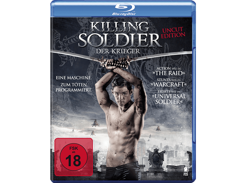 Killing Soldier - Der Krieger [Blu-ray]