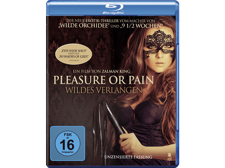 Pleasure Or Pain [Blu-ray]