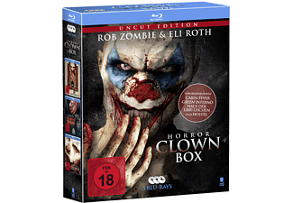 Horror Clown Box - (Blu-ray)