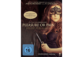 Pleasure Or Pain - (DVD)