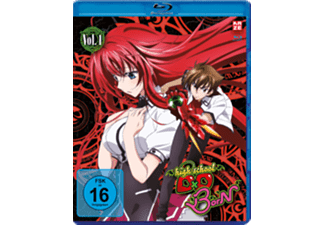 Highschool DxD BorN - 3. Staffel - Vol. 1 - (Blu-ray)