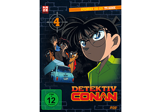 Detektiv Conan - die TV-Serie - 2. Staffel - Box 4 - (DVD)