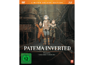 Patema Inverted - (Blu-ray + DVD)