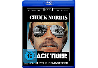 Black Tiger - Classic Cult Edition - (Blu-ray)