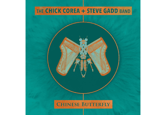 The Chick Corea & Steve Gadd Band - Chinese Butterfly (CD)