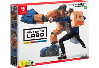 Nintendo Labo - 02  Robo Set - Nintendo Switch
