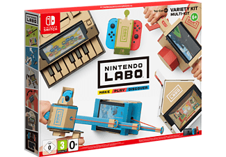Nintendo Labo - 01 Multi Set - Nintendo Switch