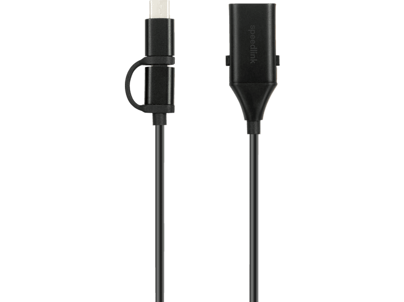 SPEEDLINK 4-in-1 USB-C Adapterkabel