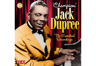Champion Jack Dupree - Essential Recordings - (CD)