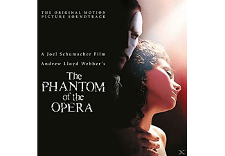 Andrew Lloyd Webber - The Phantom Of The Opera - (CD)