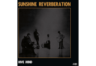 Sunshine Reverberation - Hive Mind (Black Vinyl) - (Vinyl)