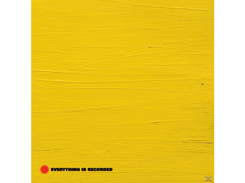 Everything Is Record - Everything Is Recorded by Richard Russell [LP + Bonus-CD]