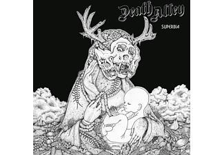 Death Alley - Superbia - (CD)