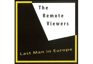 The Remote Viewers - Last Man In Europe - (CD)