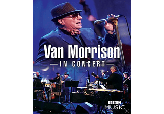 Van Morrison - In Concert (Live At The BBC Radio Theatre London) - (Blu-ray)