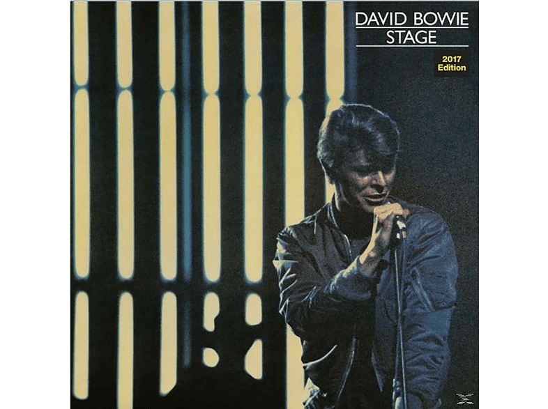 David Bowie - Stage (Live) (2017 Remastered Version) [CD]