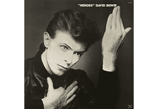 David Bowie - Heroes (2017 Remastered Version) - (CD)